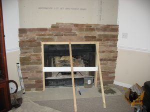 stone veneer install Toronto